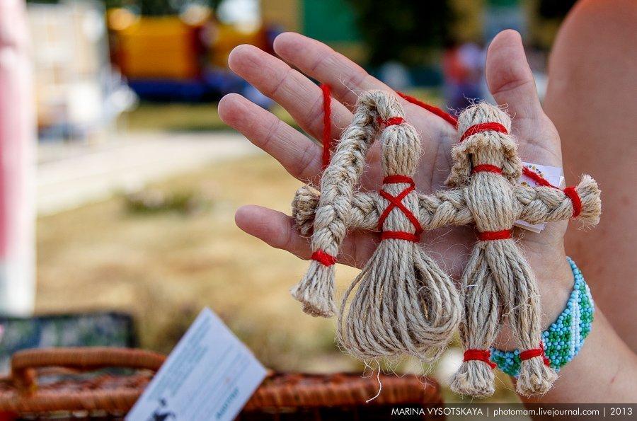 Славянские куклы оберёги своими руками